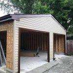 Garage Eavestrough