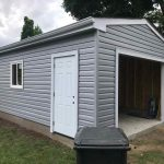 Shed - Downspout & Eavestroughs
